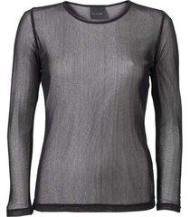 kraka silk mesh t-shirt