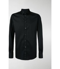 dolce & gabbana classic tailored shirt