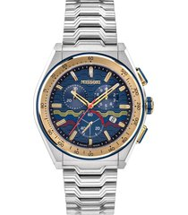 men's missoni m331 chronograph bracelet watch, 44.5mm (nordstrom exclusive)