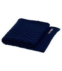 peseira cama queen sala sofa 230cmx60cm cod 354.44 azul marinho