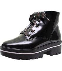 bota negra ramarim
