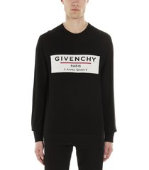 givenchy new line signature sweater