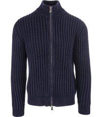 blue open kos pullover vintage