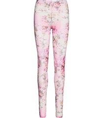 leggings/leggings legging roze msgm