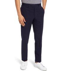 men's officine generale flat front seersucker pants