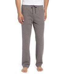 men's ugg gifford pajama pants, size large - grey