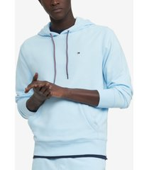 tommy hilfiger men's french terry hoodie