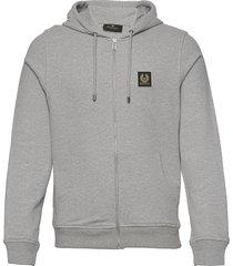 belstaff hoodie hoodie trui grijs belstaff