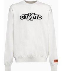 heron preston sweater hmhe006f21kni003