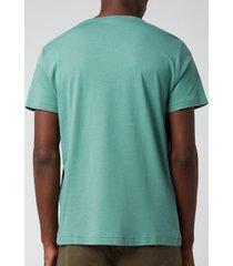 polo ralph lauren men's crewneck t-shirt - seafoam - xxl