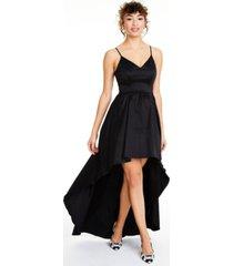 b darlin juniors' high-low gown