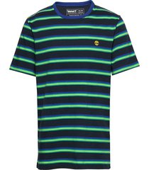 ss yd ringer t t-shirts short-sleeved timberland