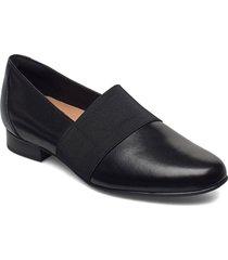 un blush lo loafers låga skor svart clarks