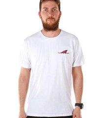 camiseta bandup! bdp clothing hippocamp masculina