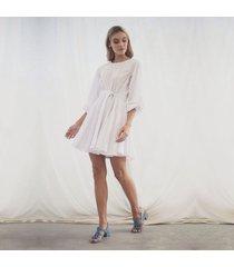 vestido leticia blanco