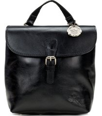 patricia nash small vatoni convertible leather backpack, created for macy's