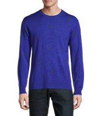 greyson men's icon merino wool sweater - dart - size m