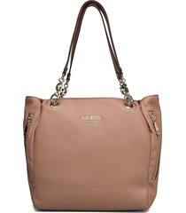 g chain tote bags top handle bags bruin guess