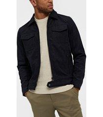 premium by jack & jones jprsanson jacket jackor mörk blå