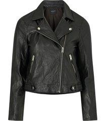 bikerjacka slfkatie leather jacket