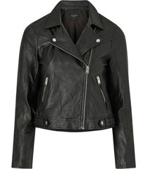 bikerjacka slfkatie leather jacket