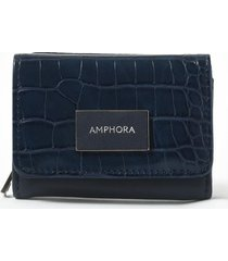 billetera azul amphora nikola