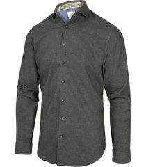 blue industry 1254.92 shirt green groen