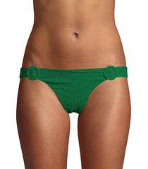 chevron bikini bottom