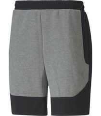 pantaloneta evostripe shorts puma hombre 583468 03 gris