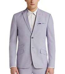 ben sherman lavender pincord stripe extreme slim fit suit