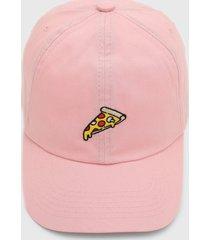 boné kanui dad cap pizza rosa - kanui