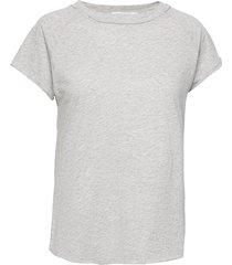 adea t-shirts & tops short-sleeved grå rabens sal r