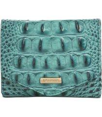 brahmin small veronica ombre melbourne wallet