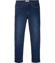 jeans elasticizzati ultra morbidi regular fit straight (blu) - john baner jeanswear