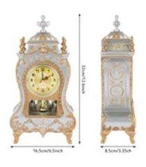 relógio de mesa antigo relógio vintage, despertador de mesa estilo vintage despertador, hotel para restaurante de home office