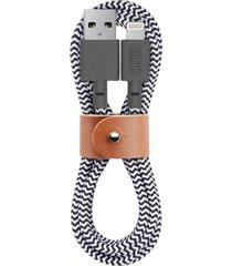 native union belt cable 1.2m - zebra