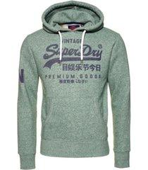 superdry men's premium goods hoodie