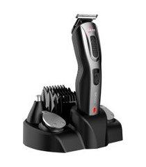 máquina de cortar cabelo gama italy gc625 bivolt 5 pentes s/ fio