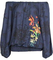 blouse desigual carla