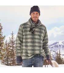 shadow river pullover