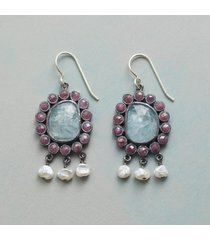 jes maharry winter sun earrings