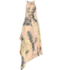 galapogas tie-dye dress