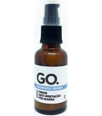 pós-barba go - creme anti-irritação 30g