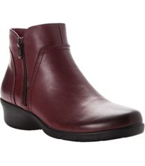 propet women's waverly ankle booties women's shoes