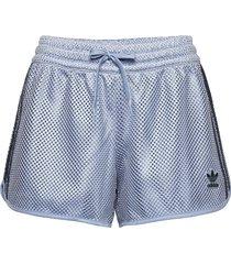 mesh short shorts flowy shorts/casual shorts blå adidas originals