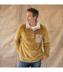 snowy pass pullover