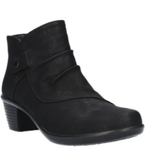easy street cooper comfort booties women's shoes