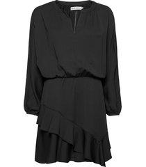 hiromi dress kort klänning svart ahlvar gallery