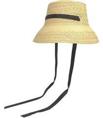 lamp shade panama hat