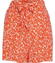 shiorts shorts flowy shorts/casual shorts orange ilse jacobsen